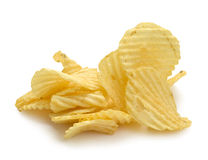 Potato Chips Stock Photo