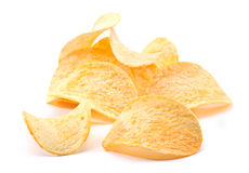 Potato chips snack Stock Photography