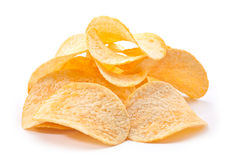 Potato chips snack Royalty Free Stock Photo