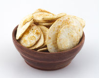Potato chips Royalty Free Stock Images