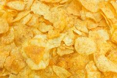 Potato chips. Stock Photos