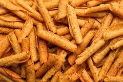 Potato chips. Royalty Free Stock Photography