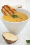 Potato Cream Soup Stock Images