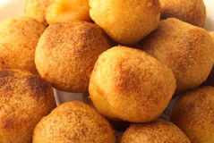 Potato croquettes Royalty Free Stock Image