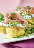 Potato delight Royalty Free Stock Photo