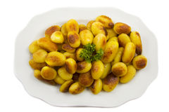 Potato dish Royalty Free Stock Photos