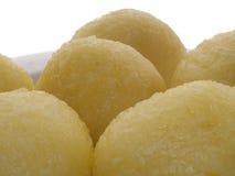 Potato dumplings Stock Images