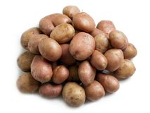 Potato food Royalty Free Stock Images