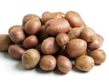 Potato food Stock Photos