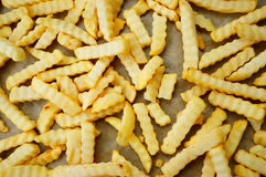 Potato frites Royalty Free Stock Image