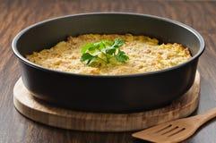 Potato gateau. Stock Image