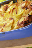 Potato gratin Royalty Free Stock Photos