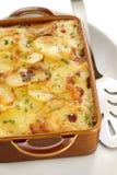 Potato gratin Royalty Free Stock Images