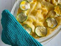 Potato gratin Royalty Free Stock Photos