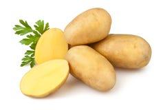 Potato heap Stock Image