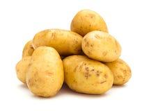 Potato Heap Stock Photo