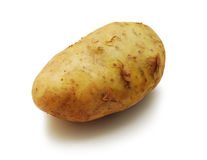 Potato isolated Royalty Free Stock Images