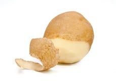 Potato isolated on white. Potato isolated on white background Stock Photo