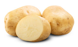 Potato isolated Royalty Free Stock Photo