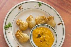 Potato Knish Royalty Free Stock Photo