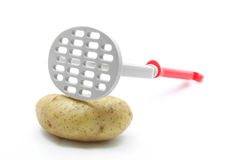 Potato masher Royalty Free Stock Images