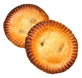 Potato And Meat Filled Pies Royalty Free Stock Images