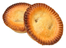 Potato And Meat Filled Pies Stock Image