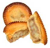Potato And Meat Filled Pies Royalty Free Stock Photography