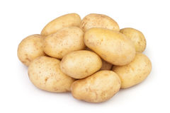 Potato new Stock Image