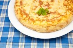 Potato omelette Royalty Free Stock Photos