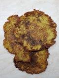 Potato pancake stock photos