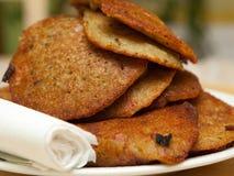 Potato pancakes Royalty Free Stock Images