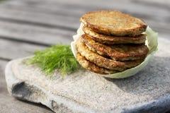 Free Potato Pancakes Stock Photography - 21382772