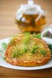 Potato pancakes Stock Images