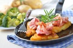 Potato patties Stock Image