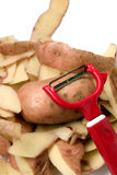 Potato peeler Stock Photography