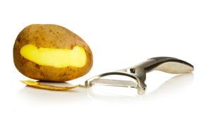Potato peeler Royalty Free Stock Photography