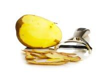 Potato peeler Stock Photography