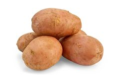 Potato pink Stock Photos