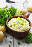 Potato puree Stock Photo