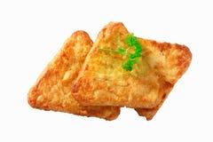 Potato Rosti Stock Photo