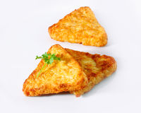 Potato Rosti Stock Image