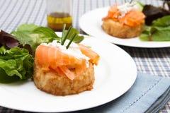 Potato rosti Royalty Free Stock Photo