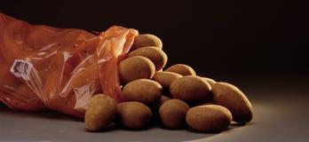 Potato Sack Royalty Free Stock Image