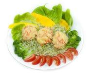 Potato salad. Stock Image