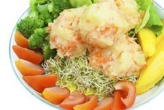 Potato salad. Royalty Free Stock Photography