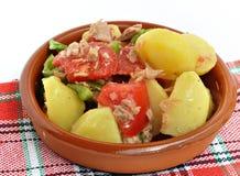 Potato salad Royalty Free Stock Images