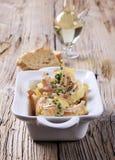Potato salad Royalty Free Stock Photo