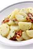 Potato salad stock photography