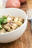Potato Salad Bowl Royalty Free Stock Photo